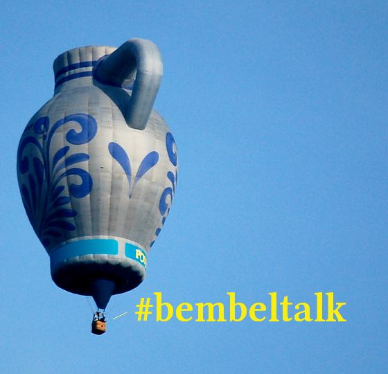 Bembeltalk-Flyer