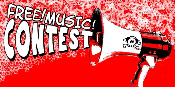 Logo Free! Music! Contest!