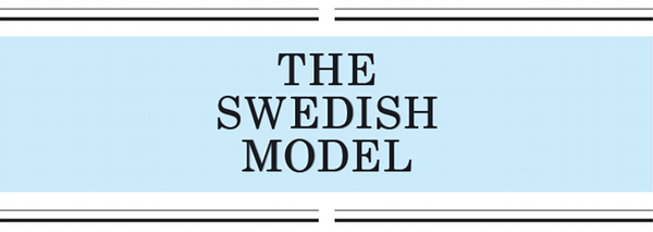 Logo. The Swedish Model