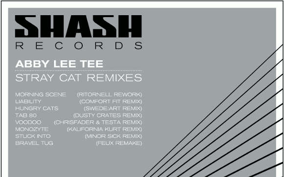 Cover-Ausschnitt der Stray Cat Remixes