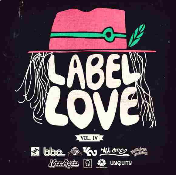 Cover Label Love Vol. 4