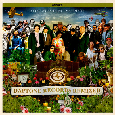 Daptone Records Remixed Download