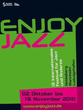 Plakat Enjoy Jazz 2010