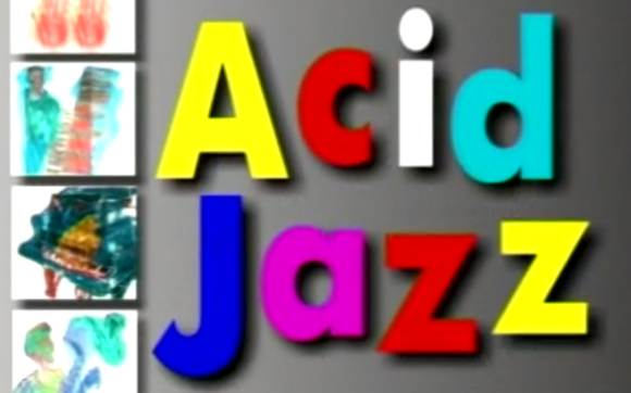 Titel des Video-Features über Acid Jazz